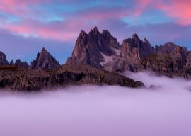 Journey into Miracles – The Dolomites, Italy