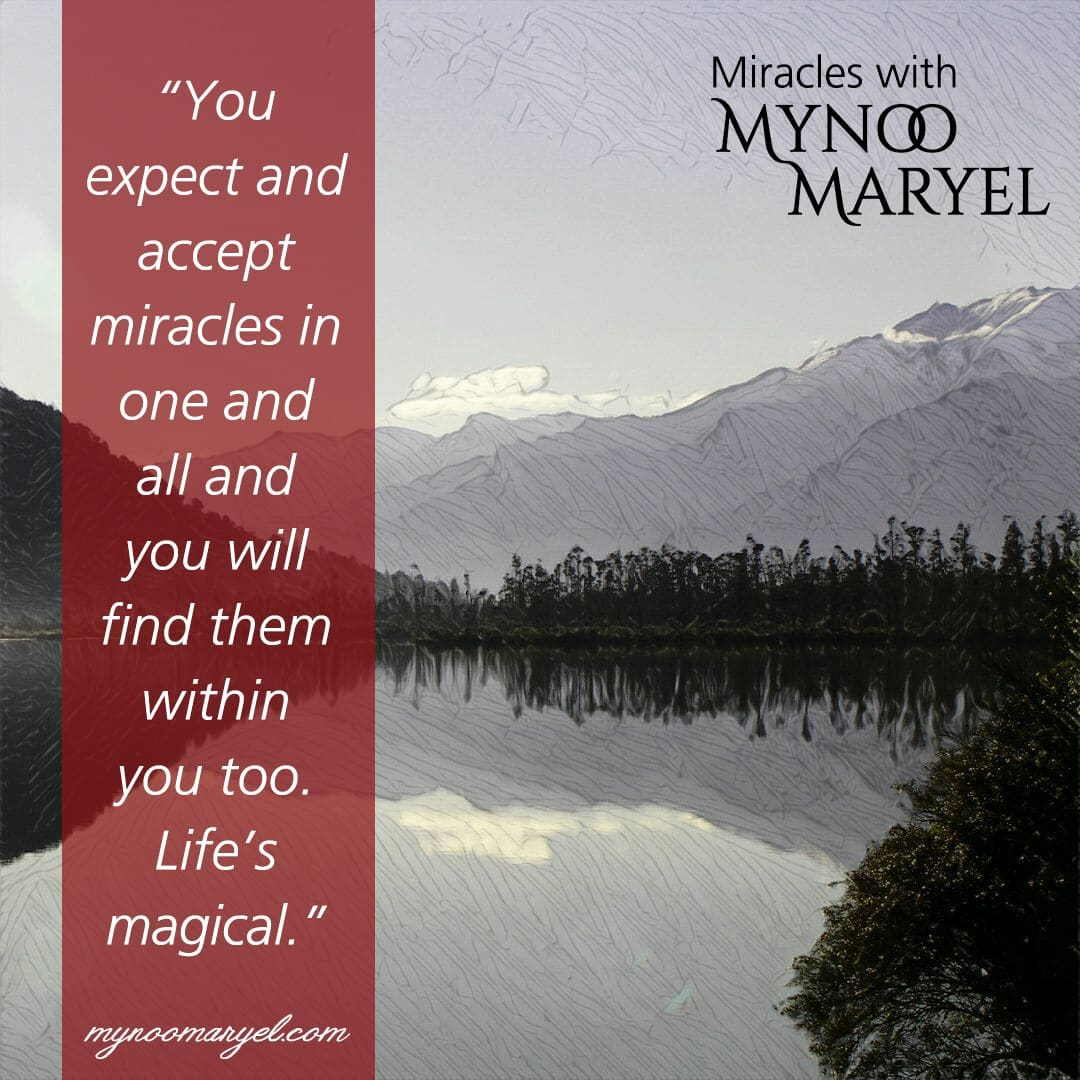 quote life is magical