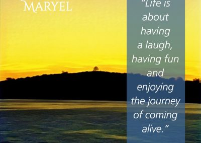 Having a laugh quote