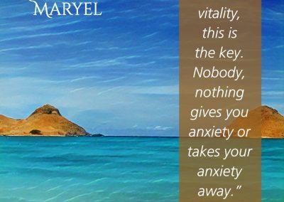 Vibrant Vitality Quote