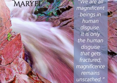 magnificent beings quote